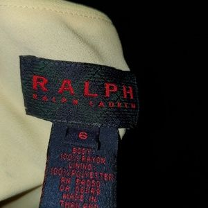 Ralph Lauren dress size 6